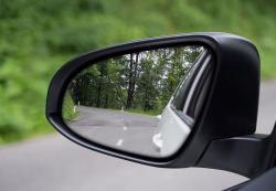 تنظیم آیینه خودرو