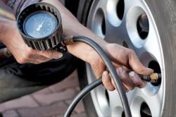 استفاده از گاز نیتروژن در تایر خودرو