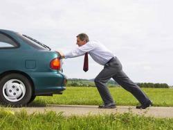 اگر ماشین در خیابان خراب شود، چکار باید کرد؟