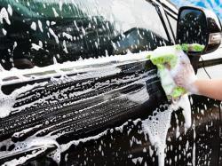 نکاتی برای شستن اتومبیل